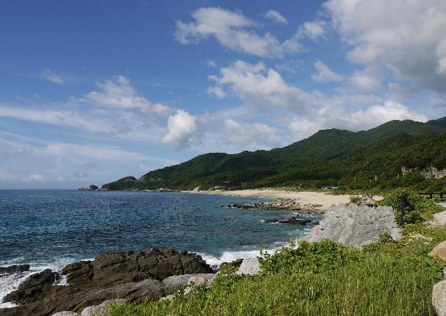 花崗岩の島である屋久島
